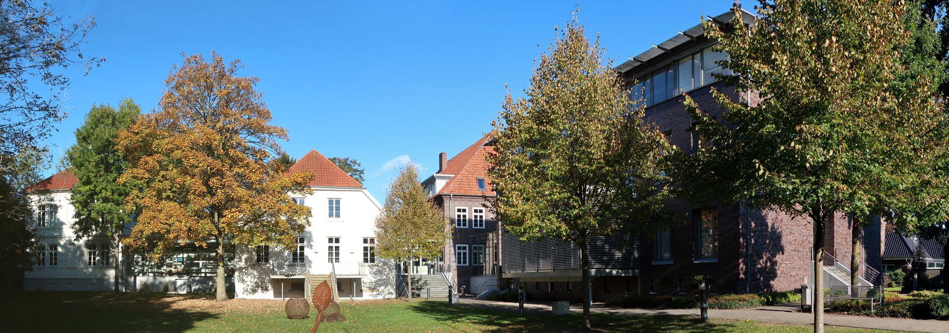 Stadt Friesoythe Herbst