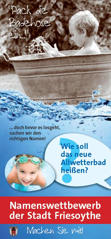 Flyer-cover©Stadt Friesoythe