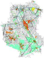 Flächennutzungsplan©Stadt Friesoythe