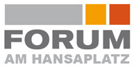 Forum am Hansaplatz Logo © Stadt Friesoythe