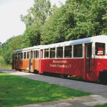 Museumseisenbahn©Stadt Friesoythe
