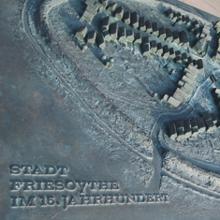 Relief der Stadt Friesoythe©Stadt Friesoythe
