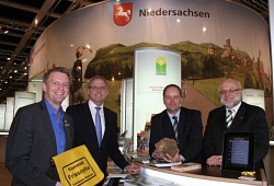 Internationalen Tourismusbörse in Berlin